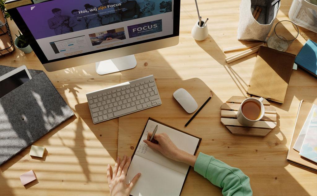 Laat je bedrijf groeien met online marketing Online Marketing - Focus | Digital Agency